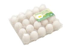 Pelle&Lisa / Norrlandsägg - Ekologiska ägg 20-pack