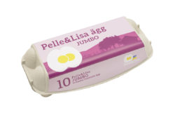 Pelle&Lisa / Norrlandsägg - 10-pack Jumboägg