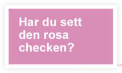 Pelle&Lisa / Norrlandsägg - Checkkod