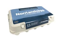 Norrlandsägg 15-pack