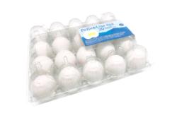 Pelle & Lisa 20-pack ägg