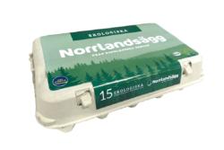 Norrlandsägg Ekologiska