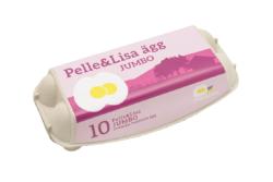 Pelle & Lisa Jumbo