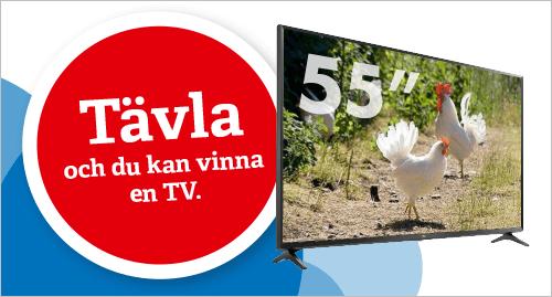 Puff - Vinn en TV