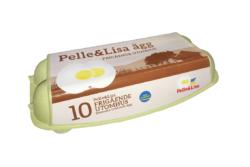 Pelle & Lisa - Frigående utomhus