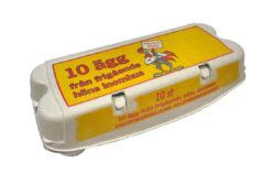 Yttertavle 10-pack ägg