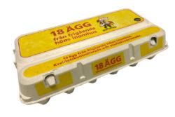 Yttertavle 18-pack ägg