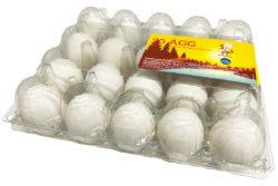 Yttertavle 20-pack Plast